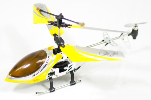 P: R/C Helikoptéry